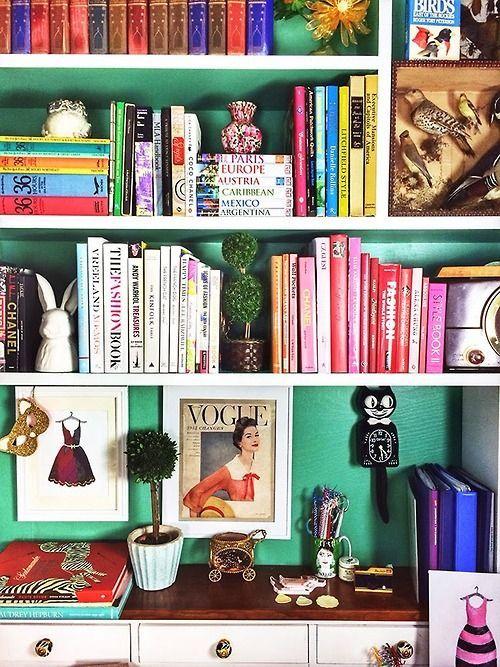 To do: ruimte maken in je boekenkast! - Blossom Books
