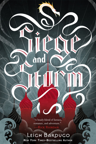 The Grisha #2. Siege and Storm