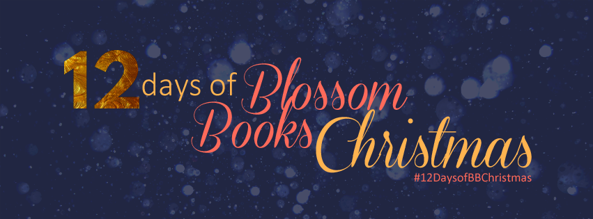 12 Days of Blossom Books Christmas