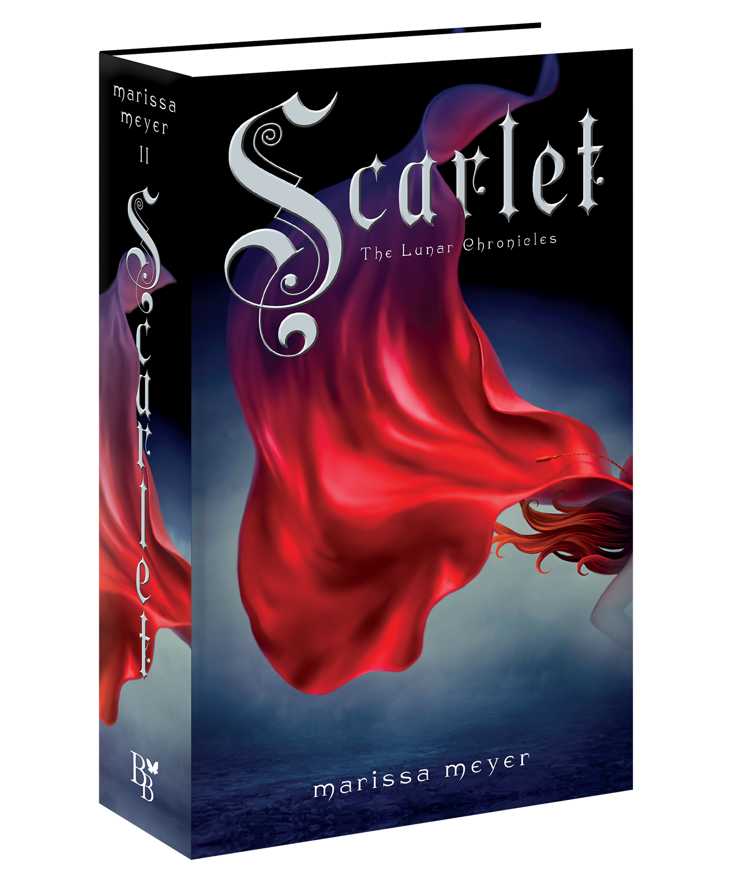 The Lunar Chronicles. Scarlet