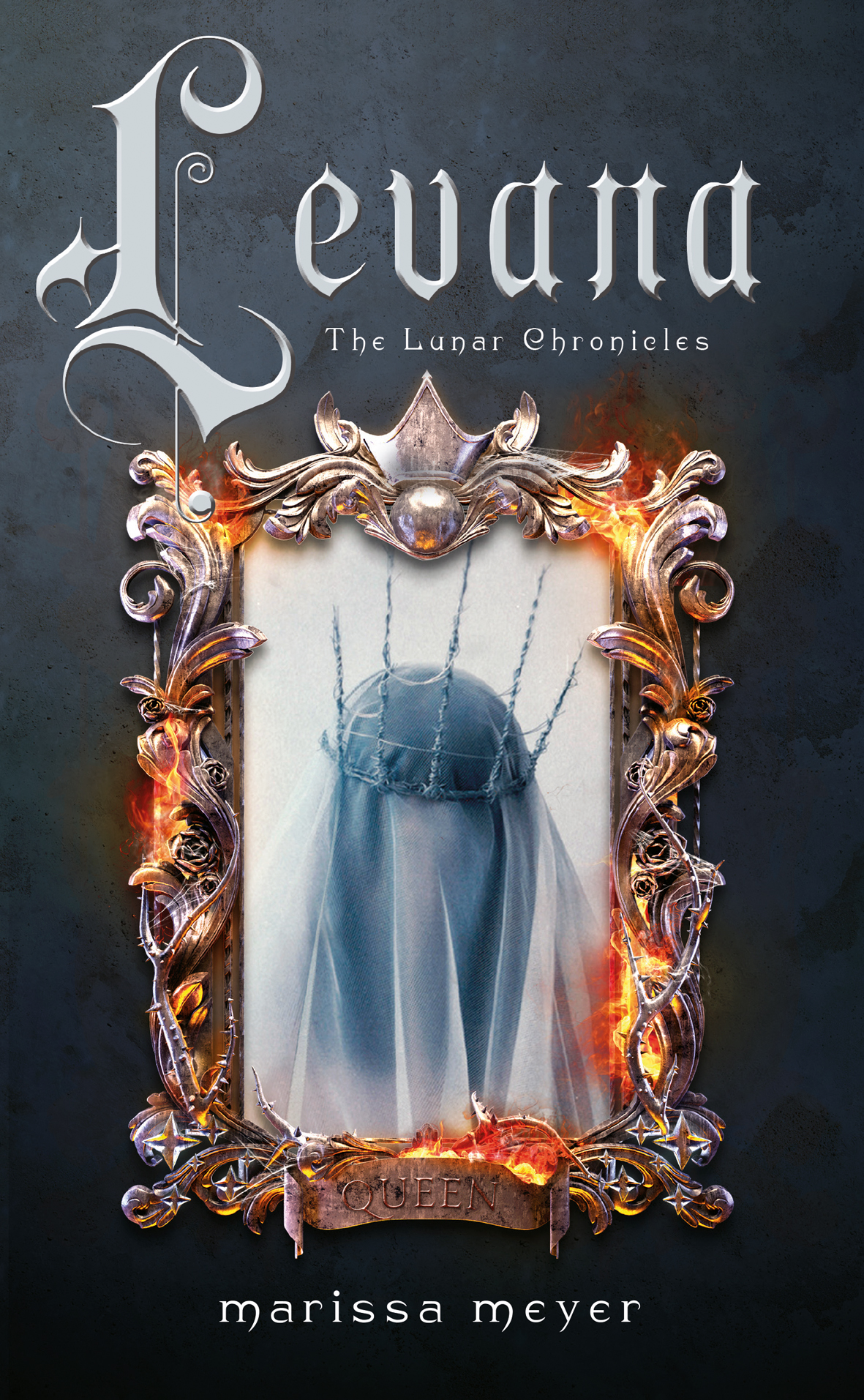 The Lunar Chronicles. Levana