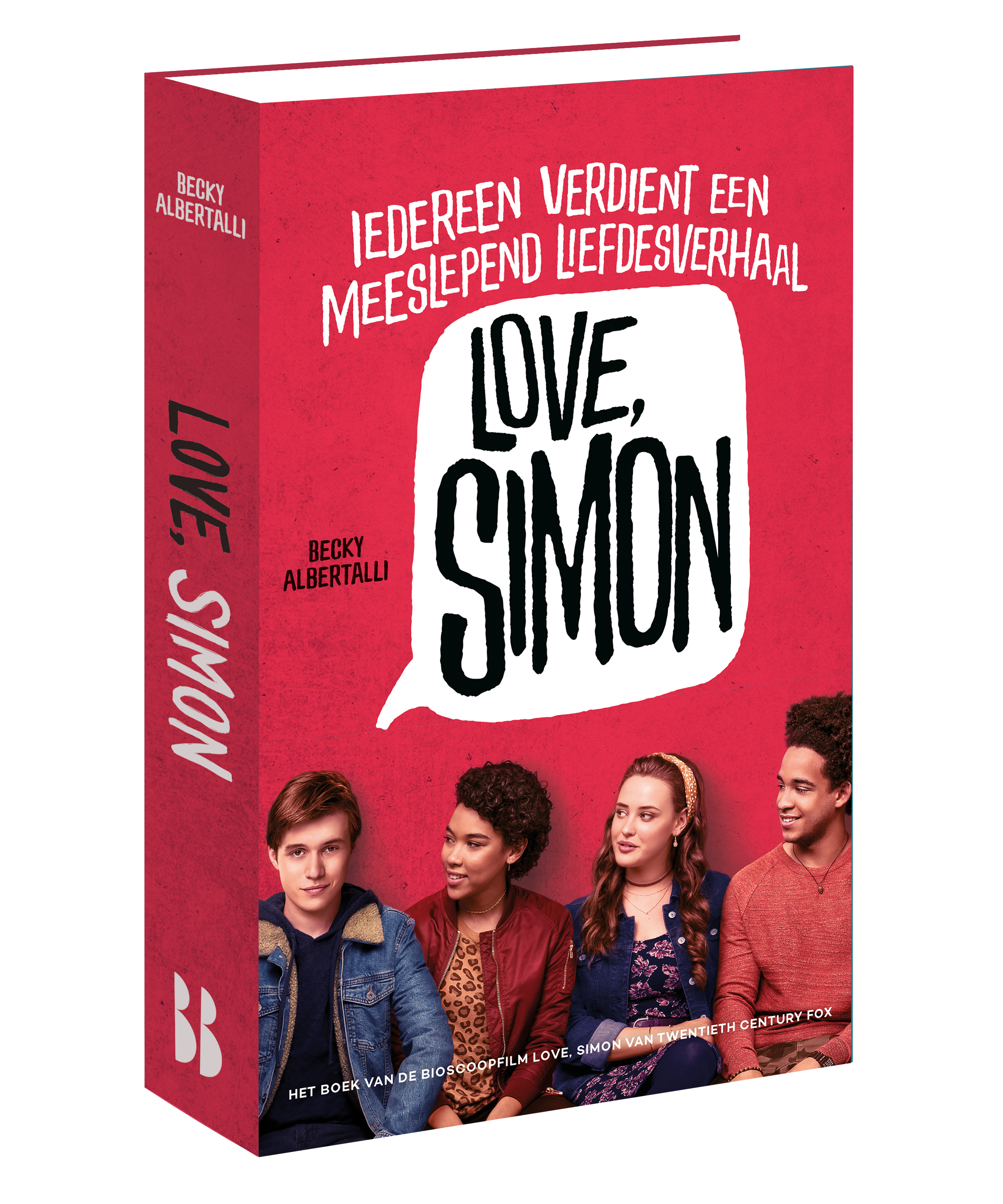 Love, Simon (Simon vs. filmeditie)