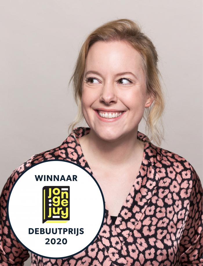 Astrid Boonstoppel Jonge Jury Debuutprijs
