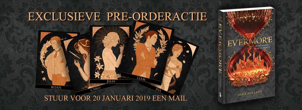 Evermore pre-order