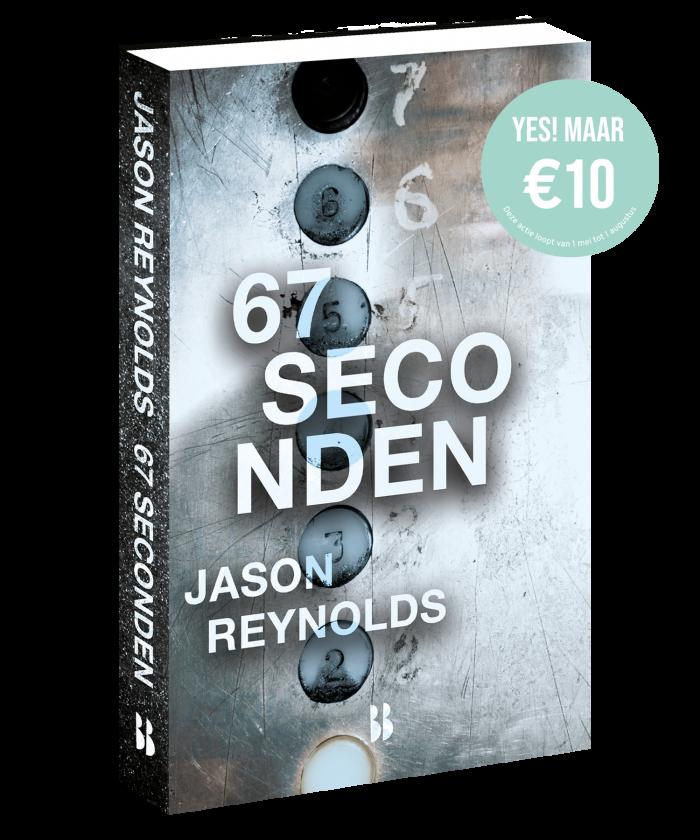 67 seconden 10 euro actie