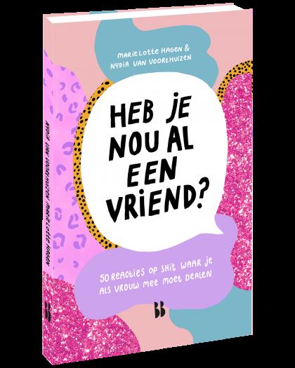 Cover 'Heb je nou al een vriend?'