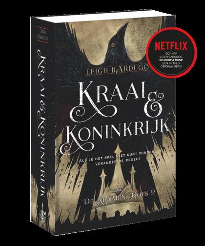 kraai & koninkrijk hardcover netflix