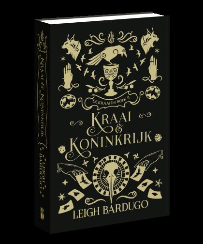 kraai en koninkrijk leigh bardugo paperback