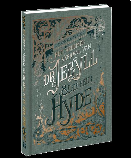 3D omslag Jekyll & Hyde