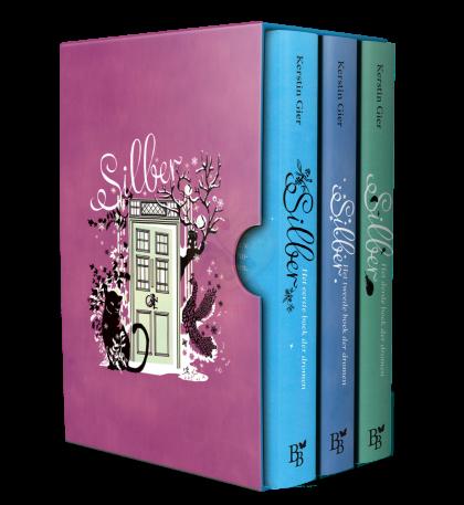 silber bookbox