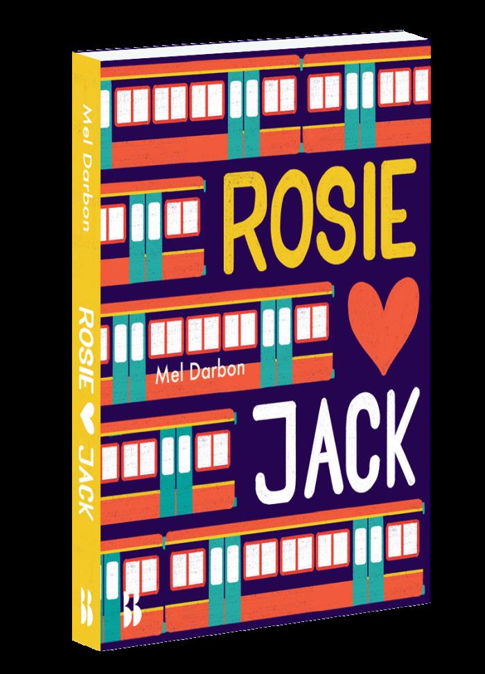 Rosie hartje Jack (3D)