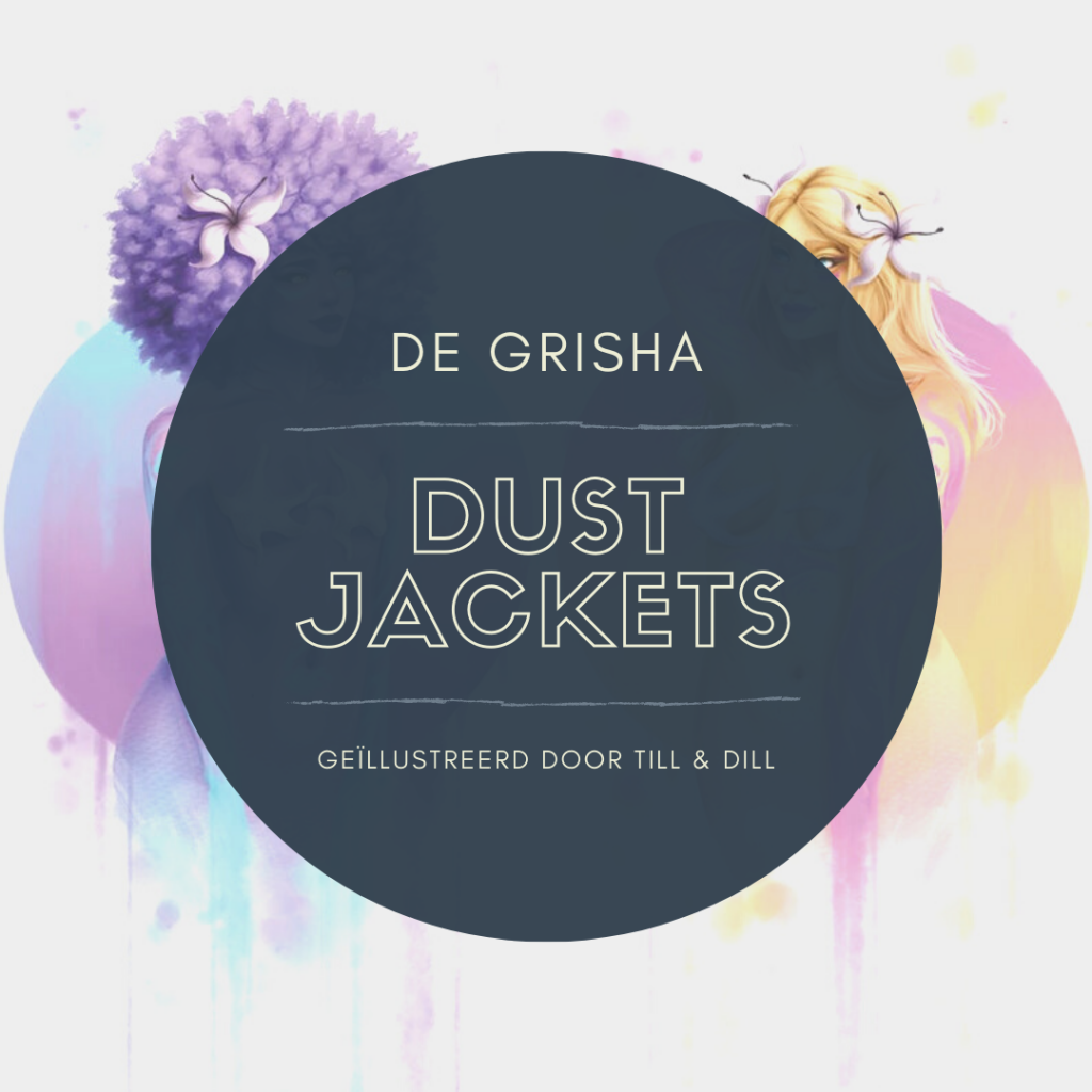 placeholder dust jackets grisha Till & Dill
