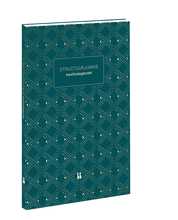 Structuurjunkie beslisdagboek