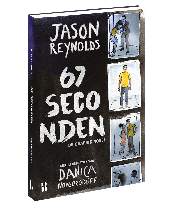 67 seconden graphic novel