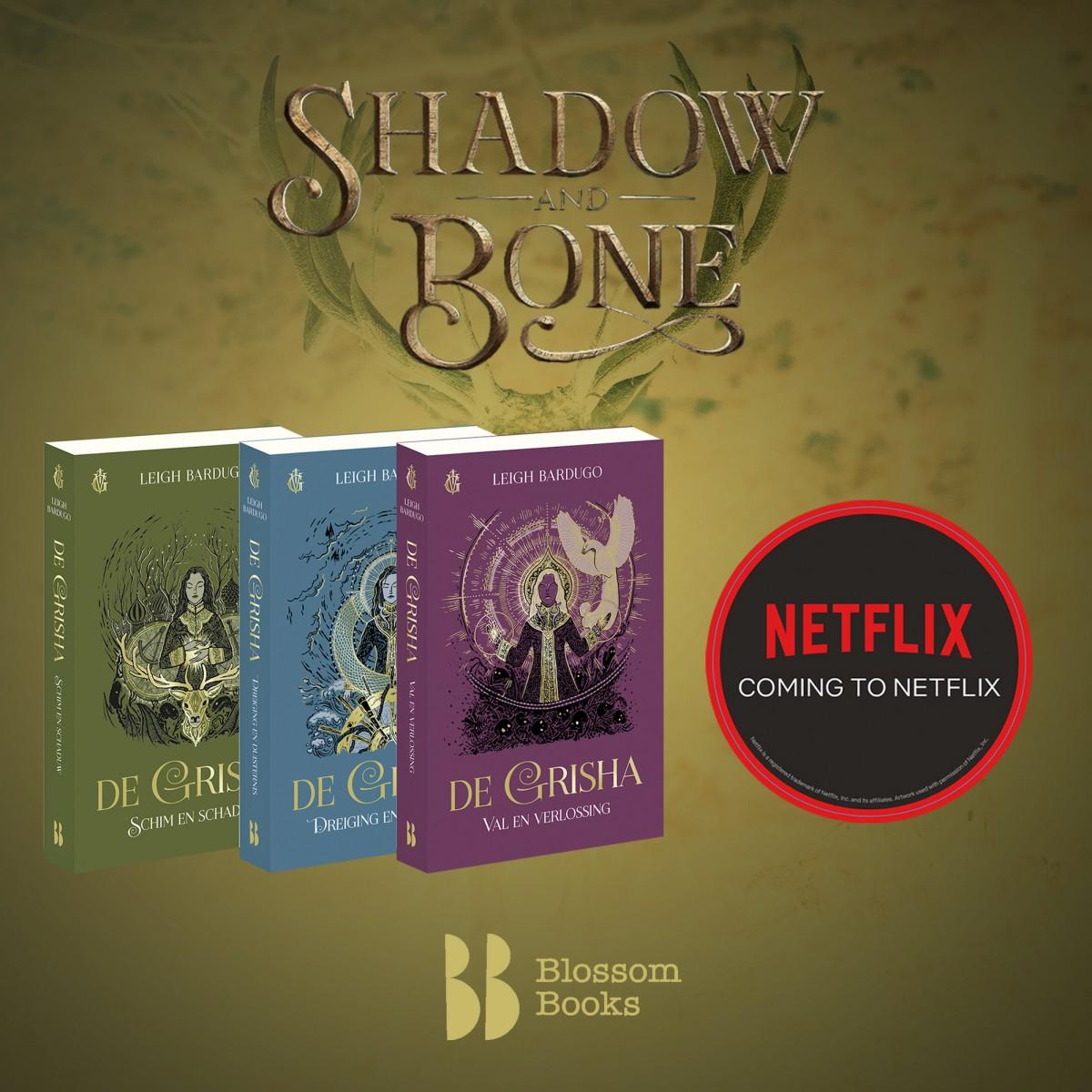De Grisha-trilogie komt naar Netflix