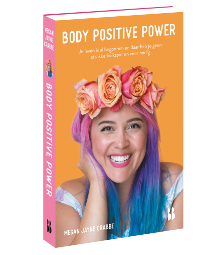 Body positive power fotocover