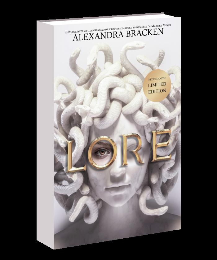 Lore - nieuwe young adult boeken oktober 2021