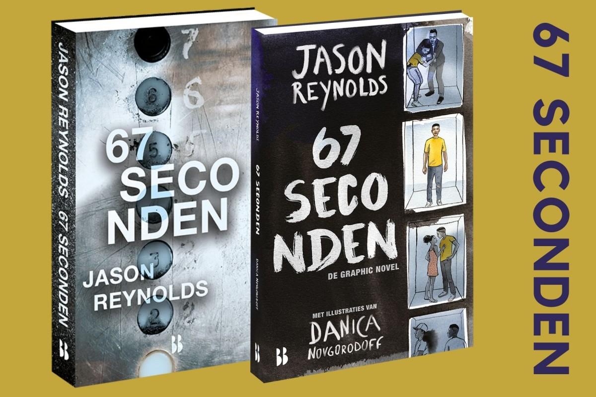 67 seconden graphic novel