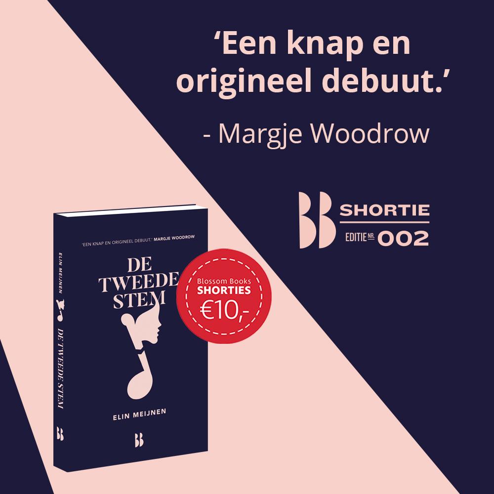 De tweede stem_Margje Woodrow