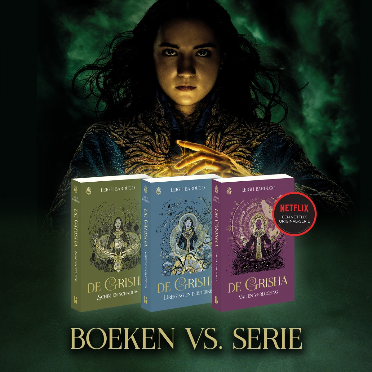 boek versus serie shadow and bone netflix